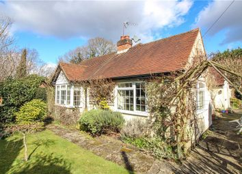 Thumbnail 3 bed detached house for sale in Frogmore Road, Blackwater, Camberley