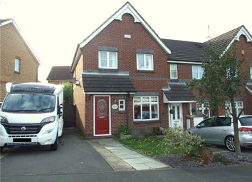 Thumbnail 3 bed end terrace house for sale in Bluebell Way, Heanor