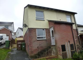 Thumbnail 2 bed semi-detached house to rent in Shapleys Gardens, Staddiscombe, Plymouth, Devon