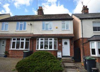 Thumbnail 3 bed semi-detached house for sale in Victoria Avenue, Saffron Walden, Essex