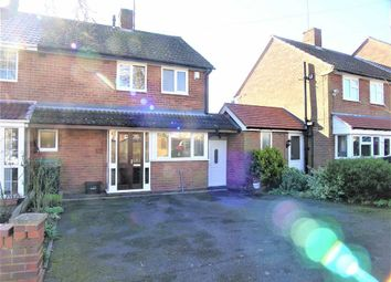 Thumbnail 2 bed semi-detached house for sale in Rowan Road, Dudley