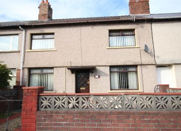 Thumbnail 3 bed terraced house for sale in Springfield Road, Risca, Pontymister