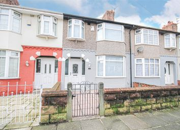 Thumbnail 3 bed terraced house for sale in Bradville Road, Aintree, Liverpool