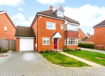 Thumbnail 5 bed terraced house for sale in Chantler Lane, Broadbridge Heath, Horsham, West Sussex