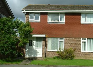 Thumbnail 1 bed semi-detached house to rent in Bridge Close, Gillingham