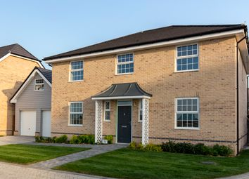 Thumbnail 5 bed detached house for sale in Heckfords Road, Great Bentley, Colchester