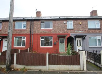 Thumbnail 2 bed terraced house for sale in Chatsworth Road, Stretford, Manchester