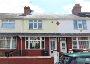 Thumbnail 3 bed terraced house to rent in Wilkinson Street, Ellesmere Port