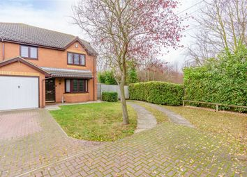 Thumbnail 3 bed detached house for sale in Salon Way, Huntingdon
