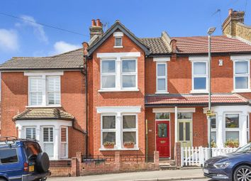 Thumbnail 3 bed terraced house for sale in Lincoln Road, Sidcup