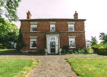 Thumbnail 4 bed detached house to rent in Grinshill, Shrewsbury