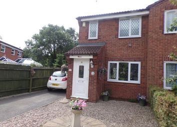Thumbnail 2 bed semi-detached house for sale in Bendigo Lane, Colwick, Nottingham, Nottinghamshire