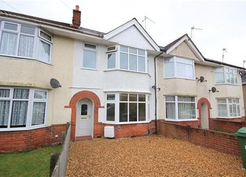 Thumbnail 3 bedroom terraced house to rent in Alcester Road, Parkstone, Poole