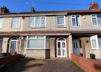 Thumbnail 3 bedroom detached house to rent in Monkton Road, Hanham, Bristol