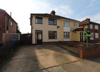 3 bed semi-detached house to rent in Boyton Road, Ipswich IP3