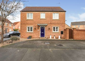 Thumbnail 3 bed detached house for sale in Carson Avenue, Dinnington, Sheffield, South Yorkshire