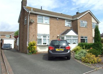 Thumbnail 3 bedroom property for sale in Rosier Crescent, Swanwick, Alfreton