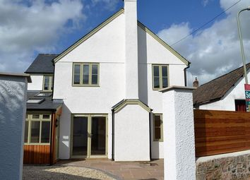 Thumbnail 3 bed detached house for sale in Fore Street, Uffculme, Cullompton