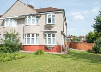 Thumbnail 5 bed semi-detached house for sale in Montrose Avenue, Blackfen, Sidcup