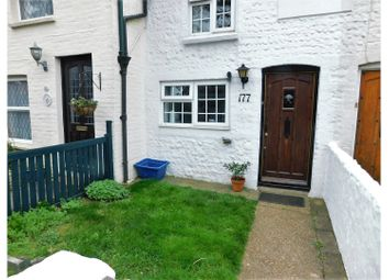 Thumbnail 1 bed cottage for sale in South Road, Hailsham