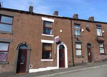 Thumbnail 2 bed terraced house for sale in Cornhill Street, Oldham