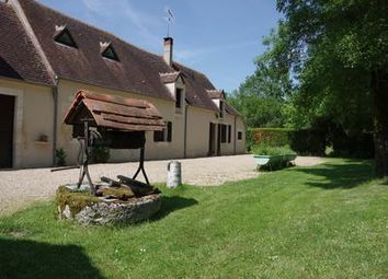Thumbnail 3 bed equestrian property for sale in Marcais, Cher, France