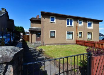 Thumbnail 1 bed flat for sale in Millar Park, Wellhall Road, Hamilton