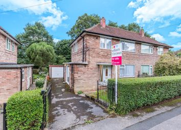 Thumbnail 2 bed semi-detached house for sale in Queenswood Road, Headingley, Leeds