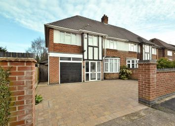 Thumbnail 5 bedroom semi-detached house for sale in Parkside Avenue, Long Eaton, Nottingham