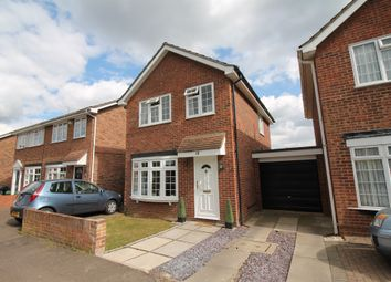Thumbnail 3 bed link-detached house for sale in Becker Road, Stanway, Colchester