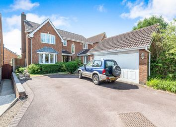 Thumbnail 4 bed detached house for sale in Forest Court, Chesterfield