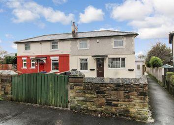 Thumbnail 2 bed semi-detached house for sale in Amundsen Avenue, Bradford