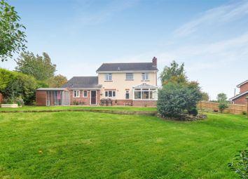 4 bed detached house for sale in Buchanan Road, Upper Arncott, Bicester OX25