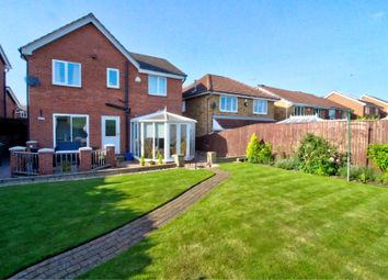 Thumbnail 4 bed detached house for sale in Gorehill Close, Wath-Upon-Dearne, Rotherham