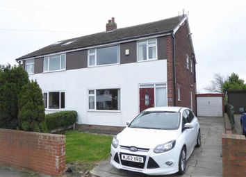 Thumbnail 4 bed semi-detached house for sale in Highfield Close, Gildersome, Leeds, West Yorkshire