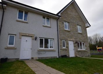Thumbnail Serviced end_terrace to rent in Bellfield View, Kingswells, Aberdeen