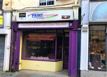 Thumbnail Retail premises to let in 33 New Street, Wellington, Telford, Shropshire