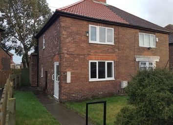 Thumbnail 3 bed semi-detached house to rent in East View, Easington Colliery, Peterlee