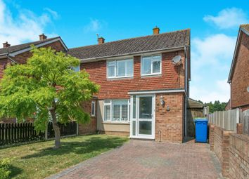 Thumbnail 3 bed end terrace house for sale in Orchard Drive, Newington, Sittingbourne