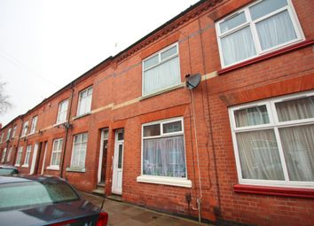 Thumbnail 3 bedroom terraced house for sale in Dashwood Road, Leicester