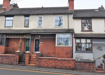 Thumbnail 2 bed town house for sale in Shelton New Road, Basford, Stoke-On-Trent