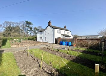 Thumbnail 4 bed detached house for sale in Church Minshull, Nantwich
