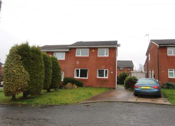 Thumbnail 2 bed semi-detached house to rent in Lees Grove, Salem, Oldham