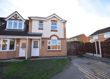 Thumbnail 3 bed town house for sale in Shaw Avenue, Normanton