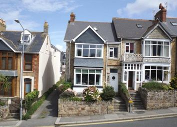 Thumbnail 5 bed end terrace house for sale in Newquay, Cornwall