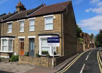 Thumbnail 3 bed end terrace house for sale in Camden Grove, Chislehurst
