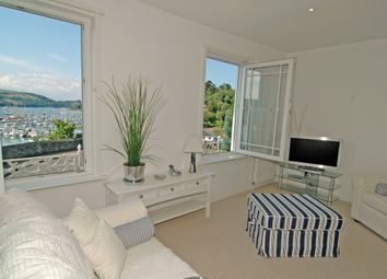 Thumbnail 3 bed cottage for sale in Britannia Cottages, Fore Street, Kingswear, Dartmouth, Devon