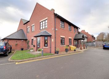 2 bed flat for sale in School Road, Wheaton Aston, Stafford ST19