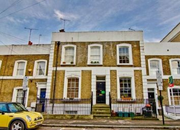 Thumbnail 3 bed flat to rent in Baring Street, Islington, London