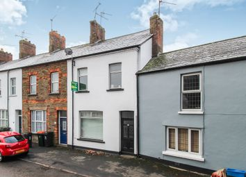 Thumbnail 3 bed terraced house for sale in Mill Street, Caerleon, Newport